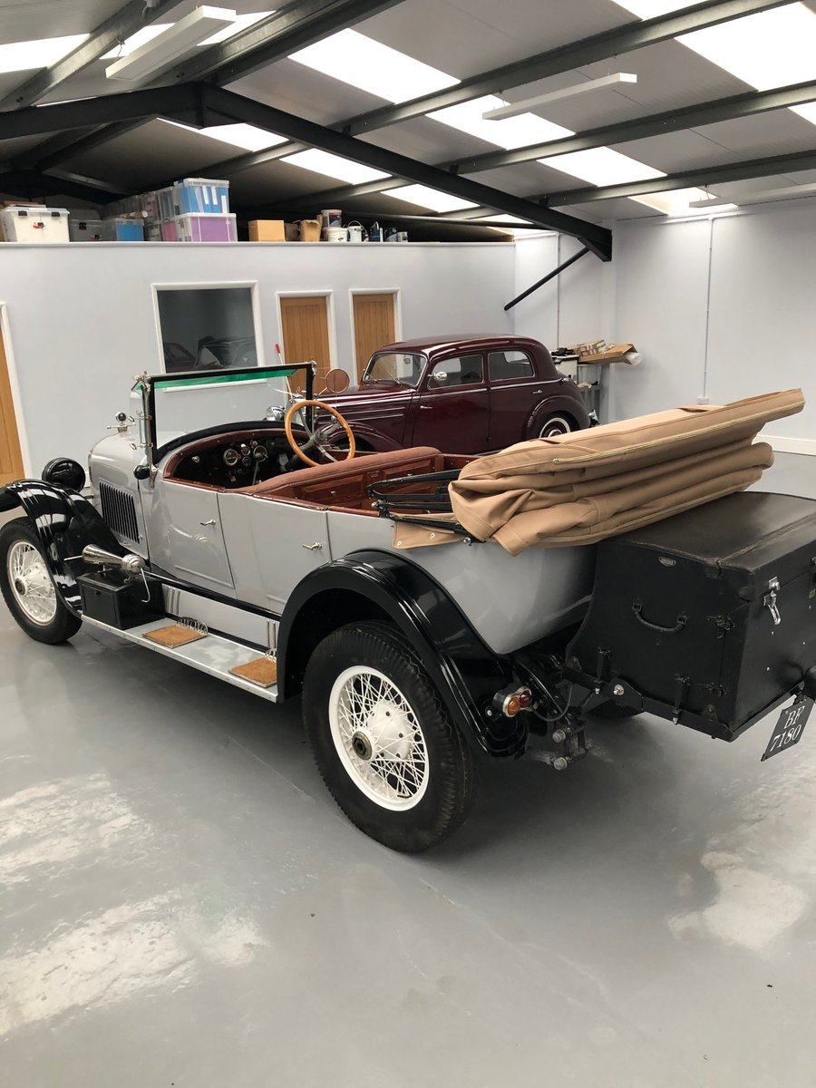 1925 Hudson Super Six Tourer For Sale (picture 5 of 6)