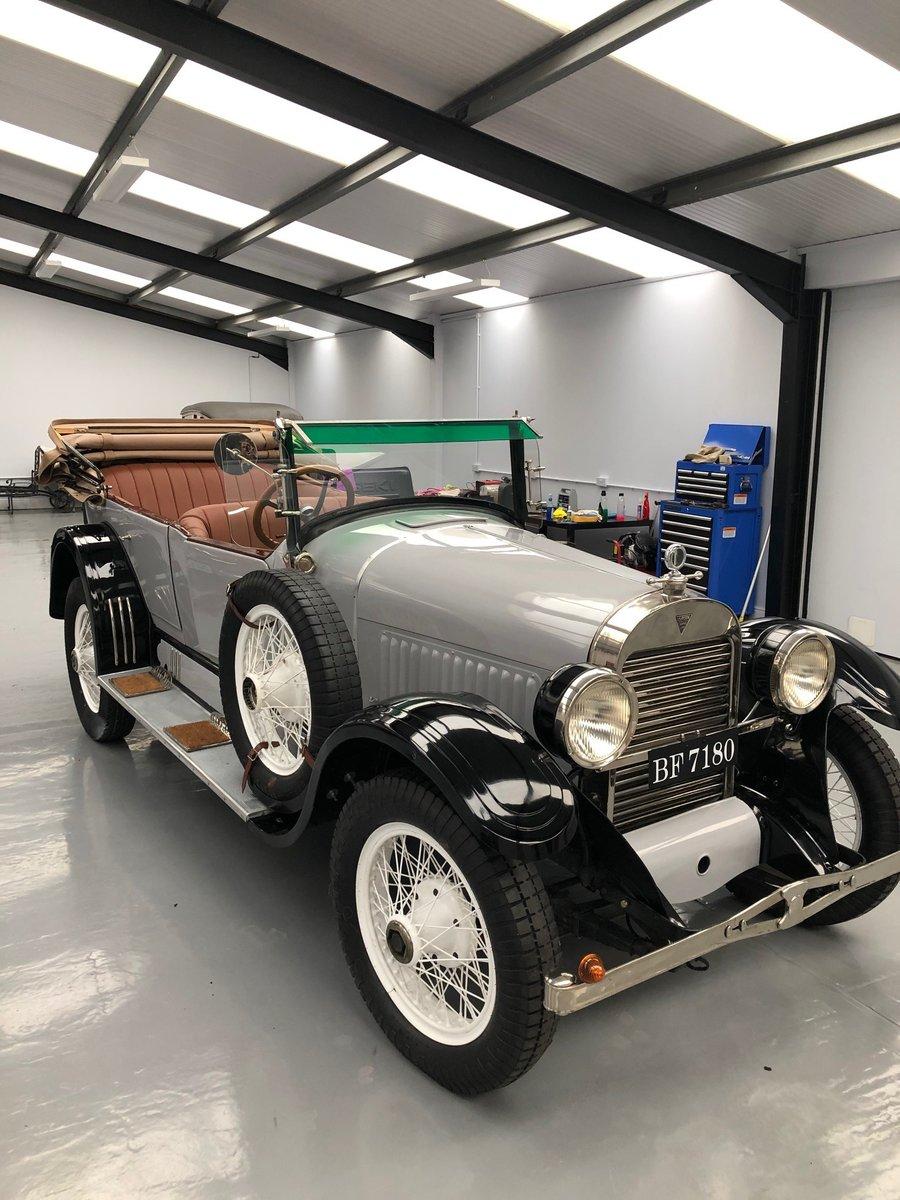 1925 Hudson Super Six Tourer For Sale (picture 6 of 6)