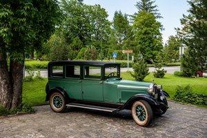 1927 Hudson Super six