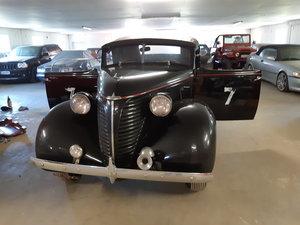 1938 Hudson 112
