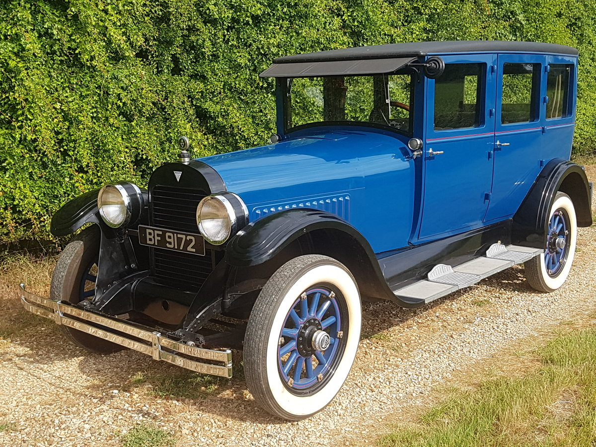 1924 Hudson Super Six For Sale (picture 1 of 6)