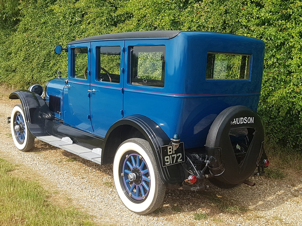 1924 Hudson Super Six For Sale (picture 2 of 6)