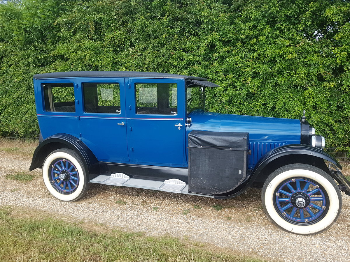 1924 Hudson Super Six For Sale (picture 5 of 6)