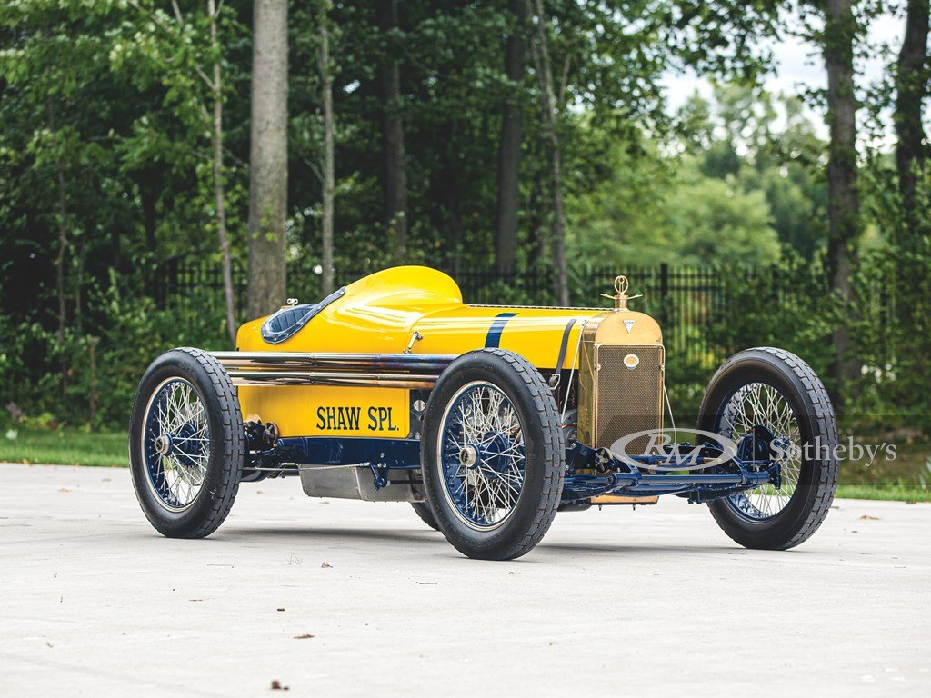 """1917 Hudson """"Shaw Special""""  For Sale by Auction (picture 1 of 6)"""