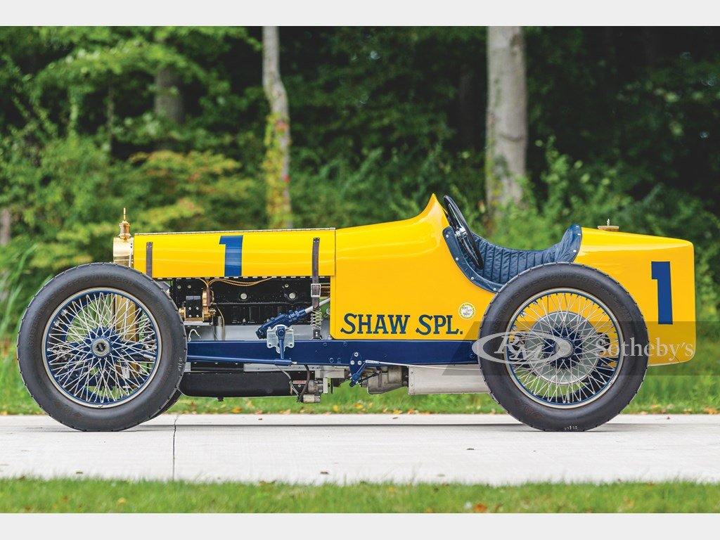 """1917 Hudson """"Shaw Special""""  For Sale by Auction (picture 6 of 6)"""