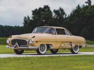 1955  Hudson Italia by Touring