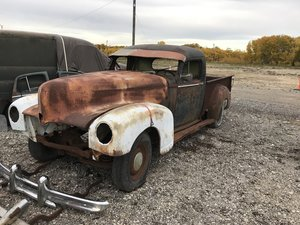"""Picture of 1947 Hudson series 178 """"big boy"""" pickup truck for"""