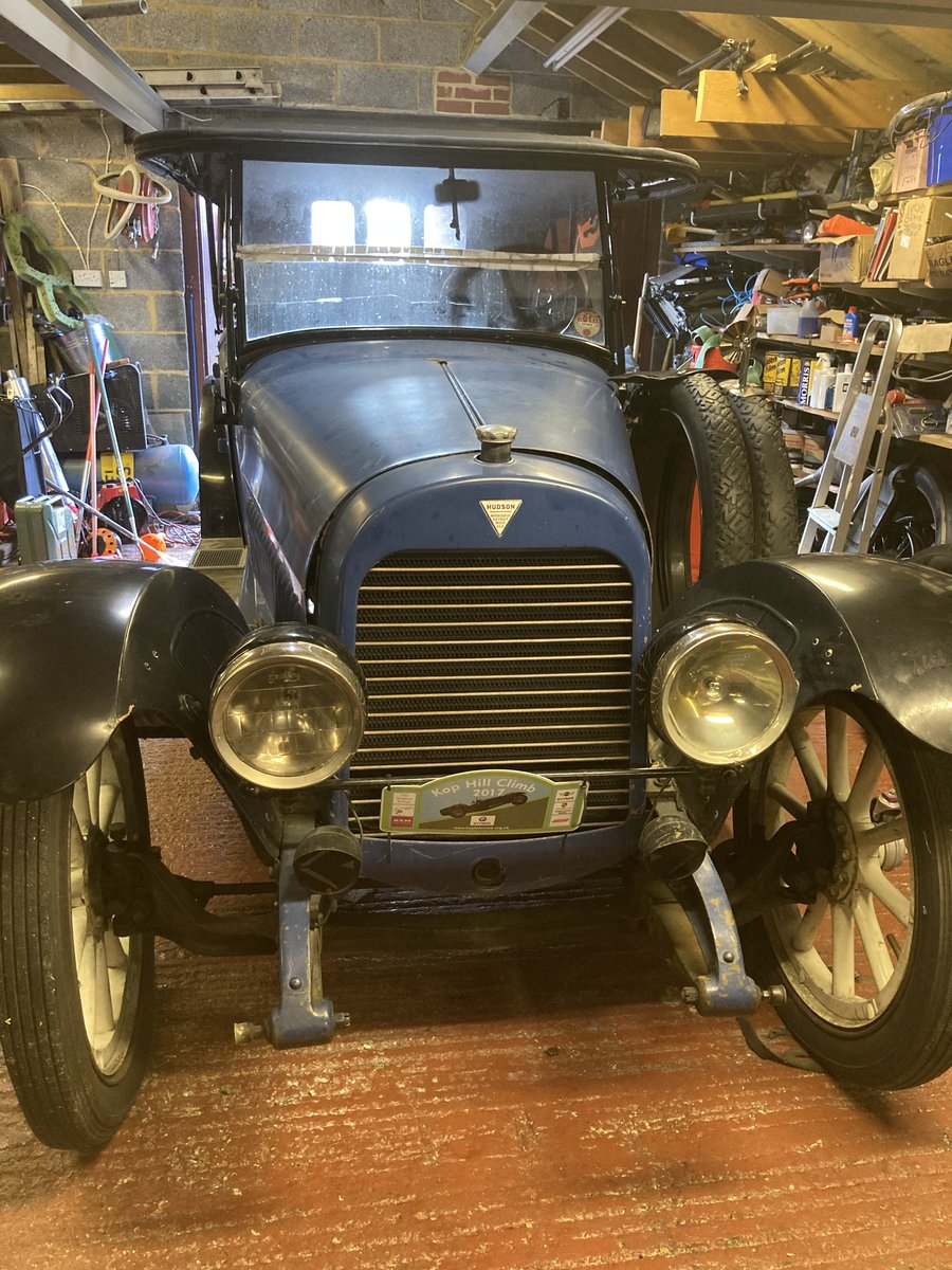 1918 Hudson Six 7-Seater Phaeton  For Sale (picture 5 of 7)