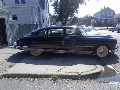 1950 Hudson Super 6 4-DR Sedan For Sale (picture 2 of 6)