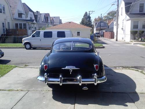 1950 Hudson Super 6 4-DR Sedan For Sale (picture 4 of 6)