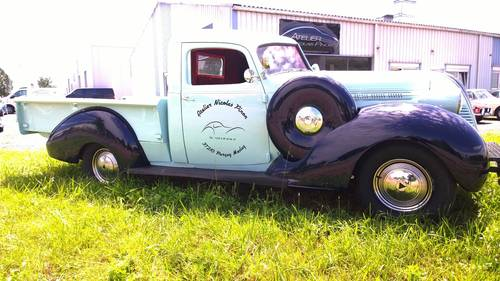 1937 HUDSON TERRAPLANE PICK-UP For Sale (picture 1 of 6)