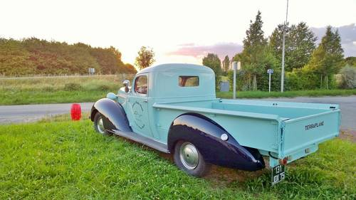 1937 HUDSON TERRAPLANE PICK-UP For Sale (picture 2 of 6)