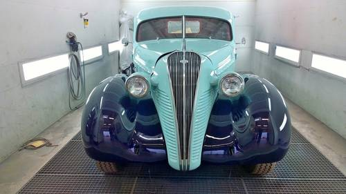 1937 HUDSON TERRAPLANE PICK-UP For Sale (picture 3 of 6)