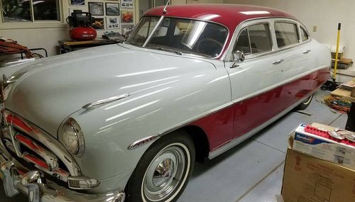 1952 Hudson Wasp 4DR Sedan For Sale (picture 1 of 6)