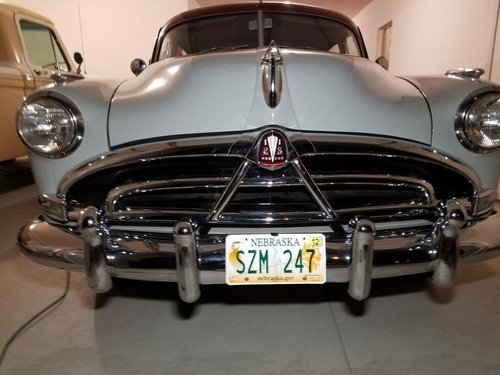 1952 Hudson Wasp 4DR Sedan For Sale (picture 2 of 6)