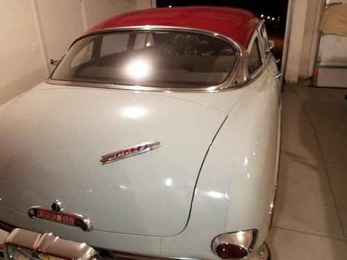 1952 Hudson Wasp 4DR Sedan For Sale (picture 3 of 6)