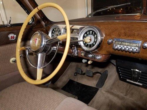 1952 Hudson Wasp 4DR Sedan For Sale (picture 4 of 6)
