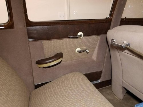 1952 Hudson Wasp 4DR Sedan For Sale (picture 5 of 6)