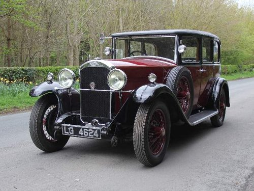 1930 Humber 16/50 Saloon SOLD (picture 2 of 6)