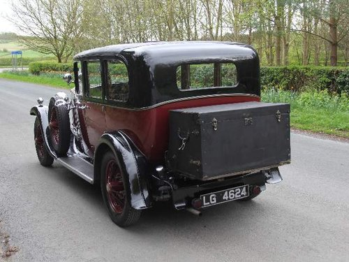 1930 Humber 16/50 Saloon SOLD (picture 3 of 6)