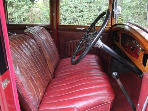 1930 Humber 16/50 Saloon SOLD (picture 5 of 6)