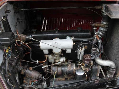 1930 Humber 16/50 Saloon SOLD (picture 6 of 6)
