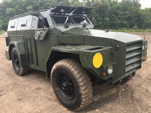 1954 Humber PIG HUMBER PIG MILITARY - 1953 For Sale (picture 1 of 6)