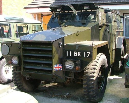 1954 Humber PIG HUMBER PIG MILITARY - 1953 For Sale (picture 5 of 6)