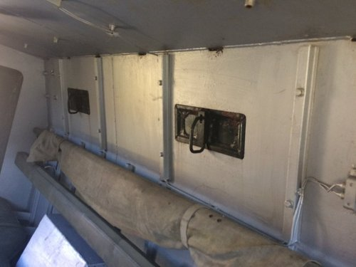 1954 humber pig stealth armoured vehicle For Sale (picture 5 of 6)