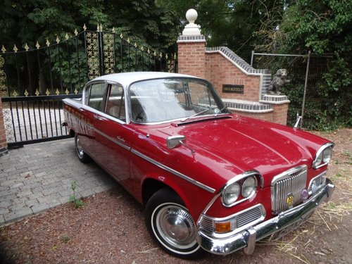 Humber Sceptre Series 1  SOLD (picture 3 of 6)