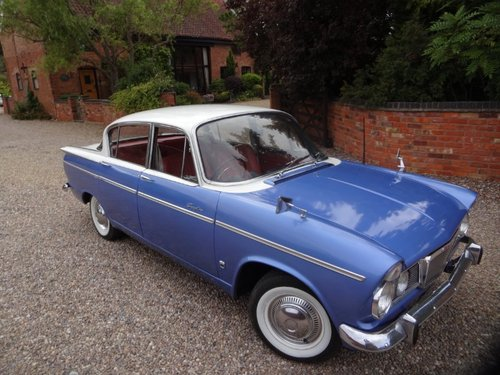 Humber Sceptre Series 2 SOLD (picture 1 of 6)