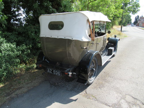 1928 Humber 14/40 4/5 Seat Tourer SOLD (picture 2 of 6)
