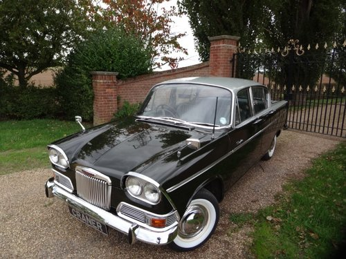Humber Sceptre Series 1  SOLD (picture 1 of 6)