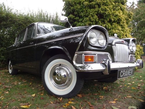 Humber Sceptre Series 1  For Sale (picture 4 of 6)