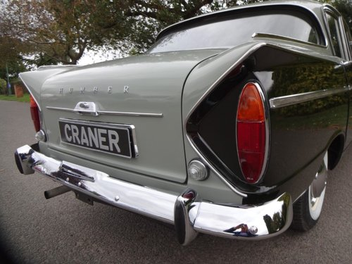 Humber Sceptre Series 1  For Sale (picture 5 of 6)