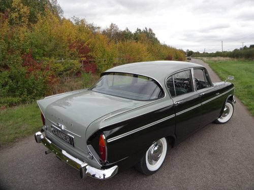 Humber Sceptre Series 1  SOLD (picture 6 of 6)
