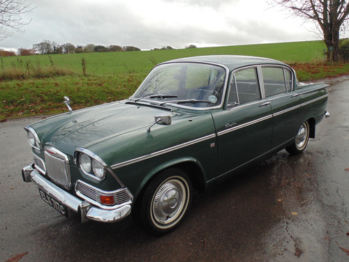 1965 Humber Sceptre Mk1 SOLD (picture 1 of 6)
