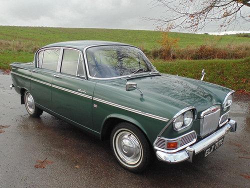 1965 Humber Sceptre Mk1 SOLD (picture 2 of 6)