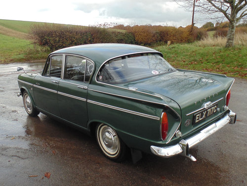 1965 Humber Sceptre Mk1 SOLD (picture 3 of 6)