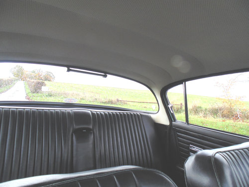 1965 Humber Sceptre Mk1 SOLD (picture 5 of 6)