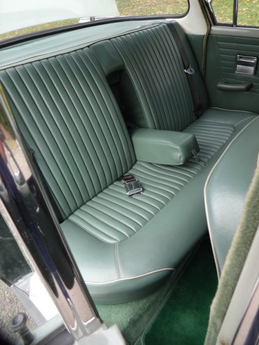 1963 Humber scepter  SOLD (picture 5 of 6)