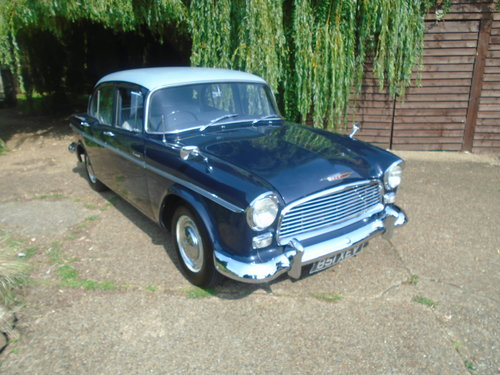 1961 Humber Hawk SOLD (picture 1 of 3)