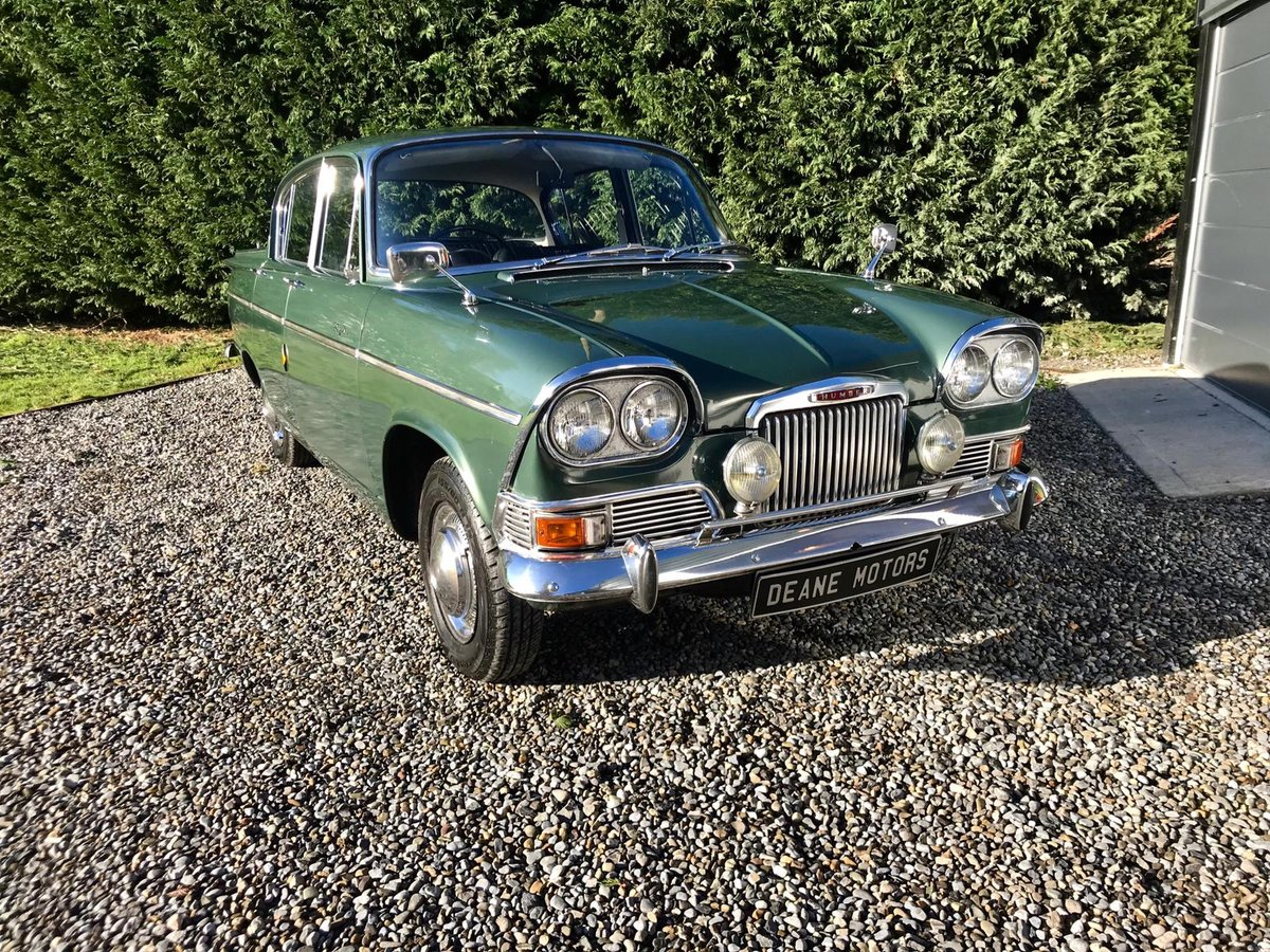 1964 Stunning UK Registered MK1 Humber Sceptre SOLD (picture 1 of 6)