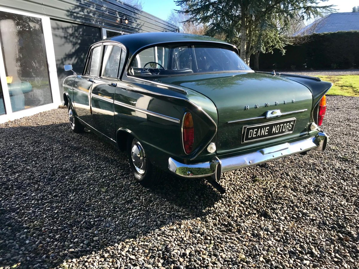 1964 Stunning UK Registered MK1 Humber Sceptre SOLD (picture 2 of 6)