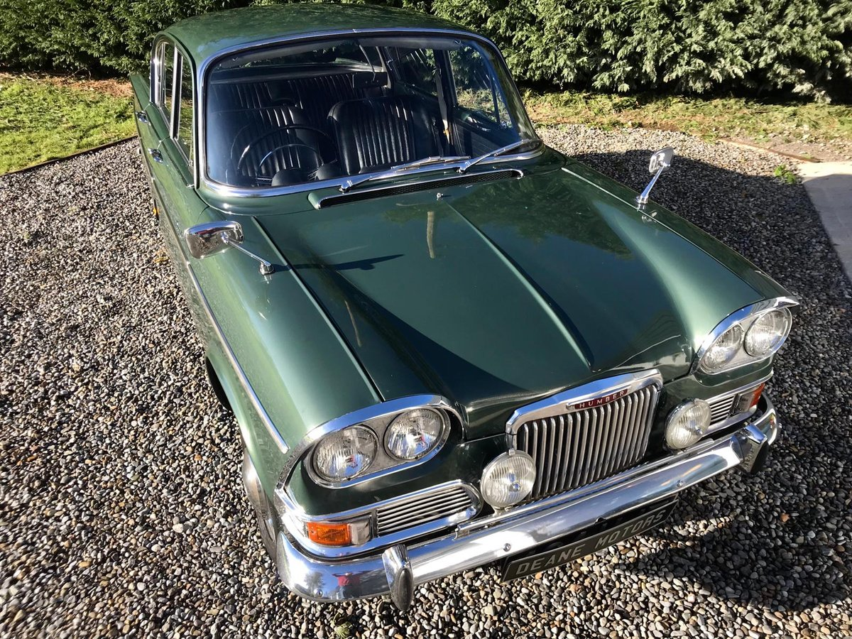 1964 Stunning UK Registered MK1 Humber Sceptre SOLD (picture 5 of 6)