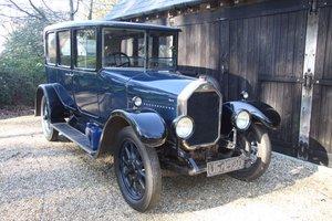 1927 Humber 14/40hp Six-Light Saloon SOLD