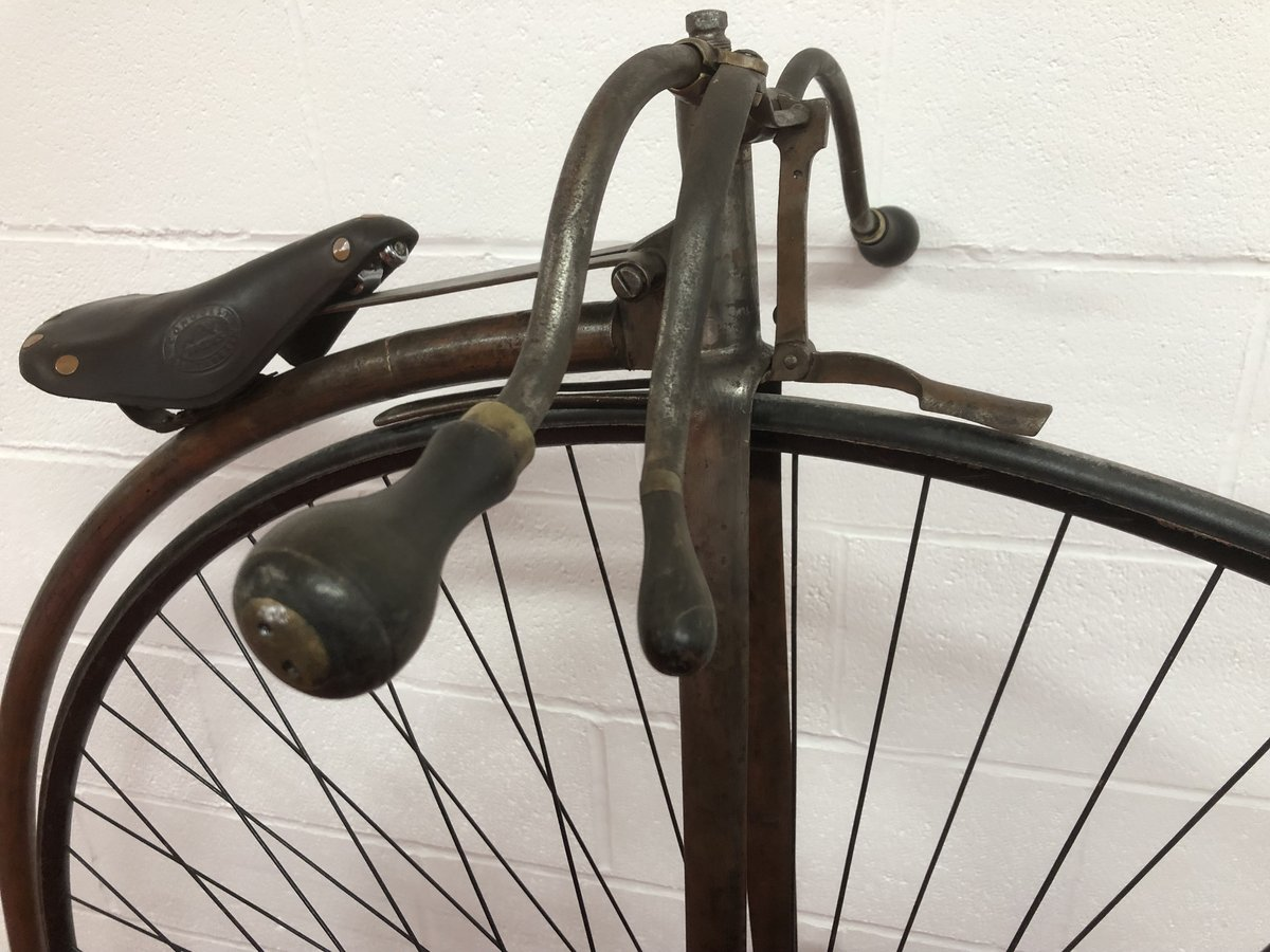 ORIGINAL 1875 ANTIQUE 55 PENNY FARTHING £4500 PX CONSIDERED  For Sale (picture 6 of 6)