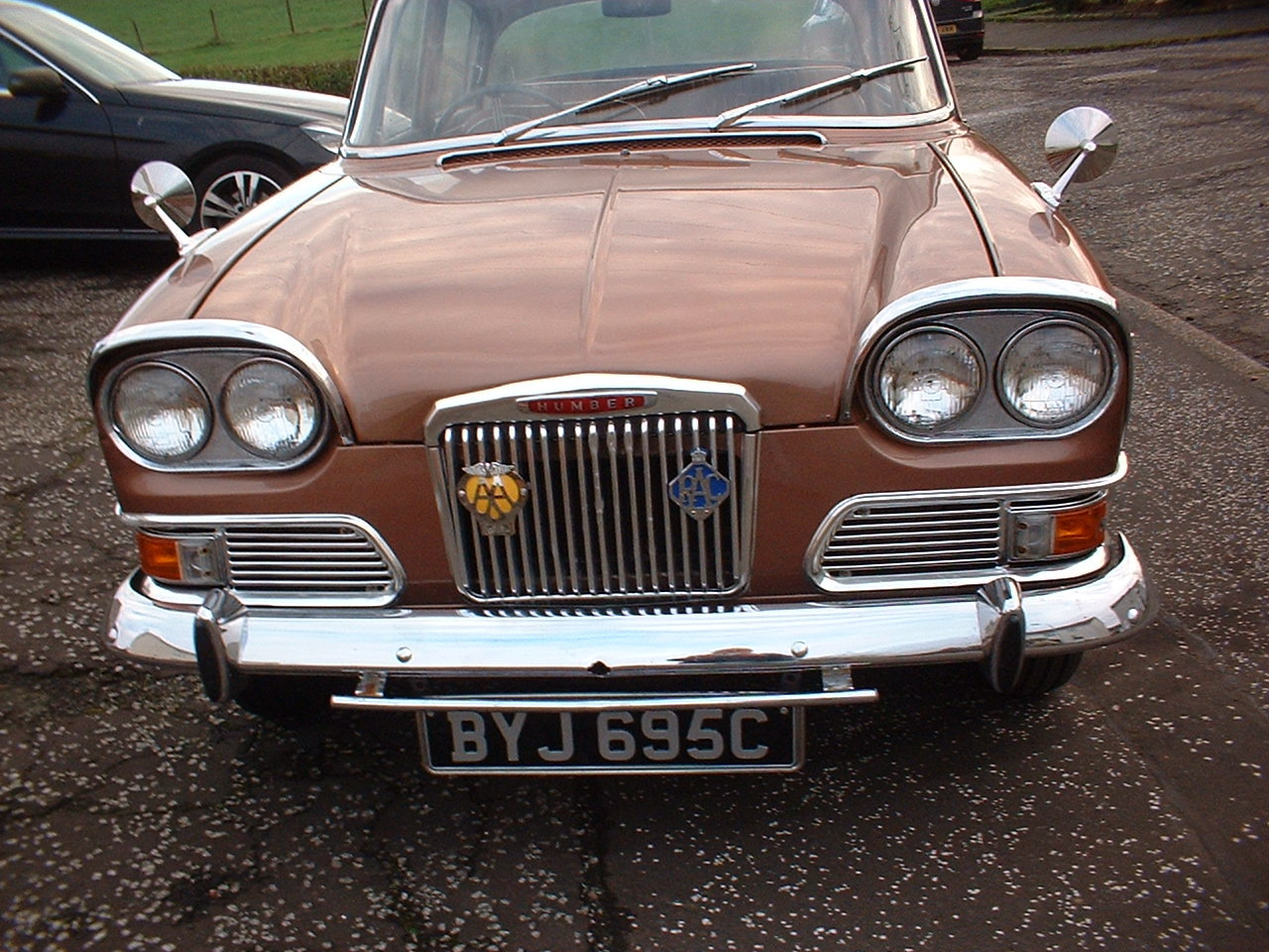 1965 Humber Mk1 Sceptre  SOLD (picture 1 of 2)