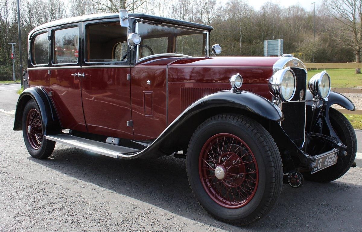1930 Humber 16/50 Saloon Exception Condition  For Sale (picture 1 of 6)