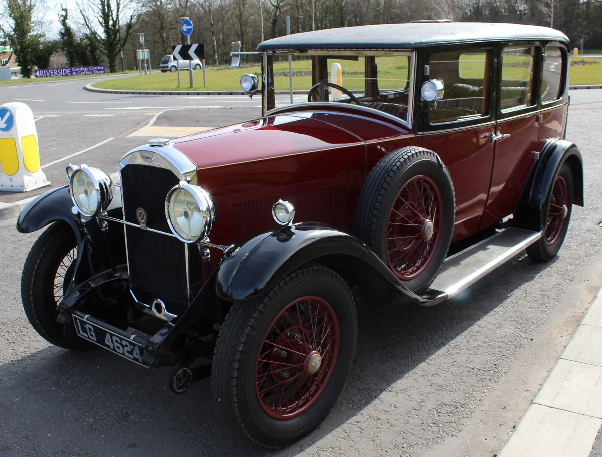 1930 Humber 16/50 Saloon Exception Condition  For Sale (picture 2 of 6)